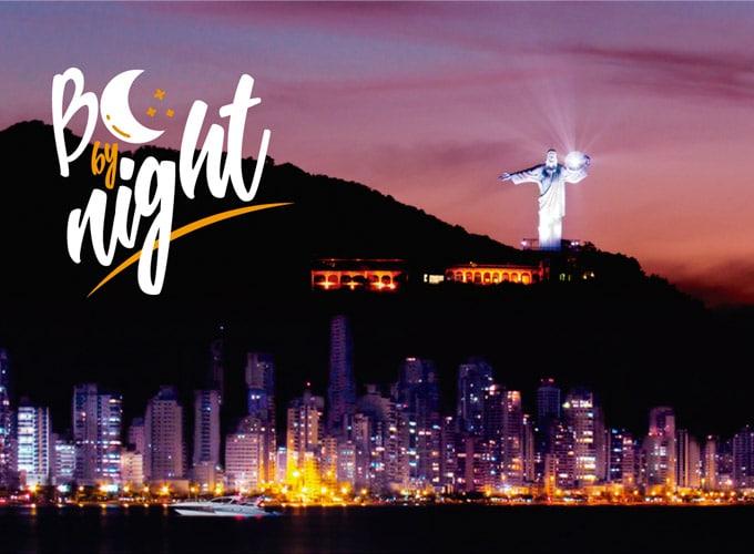 BC By Night Com Jantar - Frente Mar