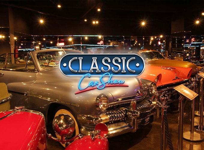 Classic Car Show (QUI a DOM)
